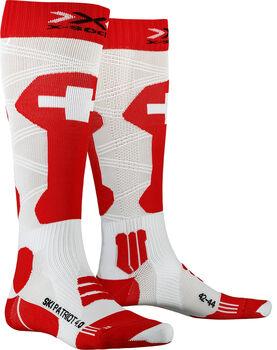 X-Socks SKI PATRIOT 4.0 Skisocken Rot