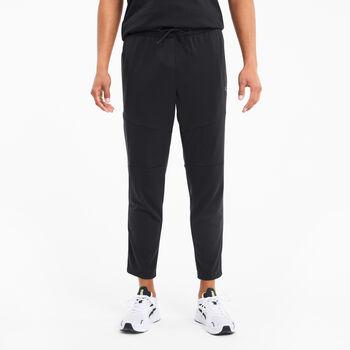 Puma Tapered Knit pantalon de survêtement Hommes Noir