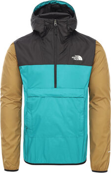 The North Face FANORAK Freizeitjacke Herren Grün