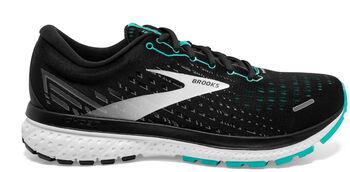 Brooks Ghost 13 chaussure de running Femmes Noir