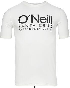 O'Neill Cali Lycra Shirt kurzärmelig Herren Weiss