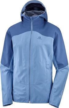 Salomon Outline veste hardshell Femmes Bleu