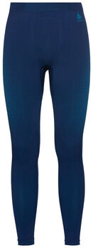 Odlo PERFORMANCE WARM ECO Funktionshosen lang Herren Blau