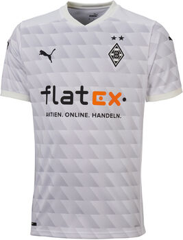 Puma Borussia Mönchengladbach  Home Replica Fussballtrikot Herren Weiss
