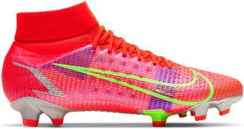 Nike Mercurial SUPERFLY 8 PRO FG Fussballschuh Rot
