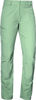 SCHÖFFEL Saaremaa Pantalon de randonée Femmes Turquoise