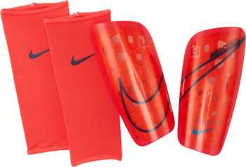 Nike Mercurial Lite protège-tibias  Rouge