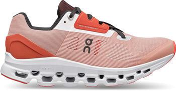On Cloudstratus chaussure de running Femmes Rose