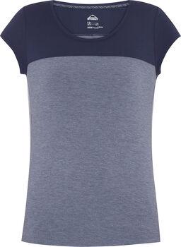 McKINLEY Active Clay T-Shirt Damen Blau