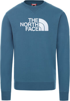 The North Face DREW PEAK CREW Pullover Herren Blau