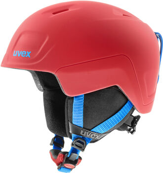 Uvex Heyya Pro Casques de ski Rouge