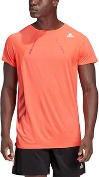 ADIDAS Heat RDY T-Shirt Herren Rot