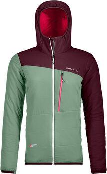 ORTOVOX SWISSWOOL ZEBRU veste de ski Femmes Multicolore