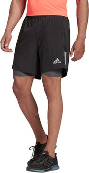 adidas Own the Run short de running  Hommes Noir