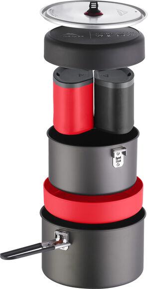 Quick 2 System Batterie de cuisine