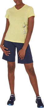 McKINLEY Kimo T-Shirt Damen Gelb