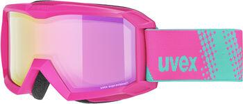 Uvex Flizz FM Skibrille Pink