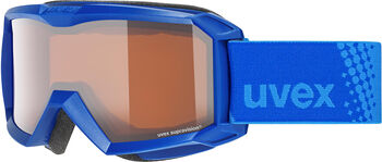 Uvex Flizz LG Skibrille Blau