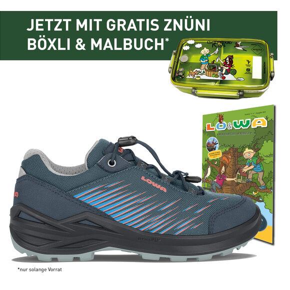 ZIRROX GTX LO Outdoor-Schuh