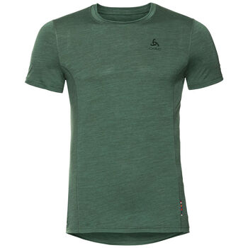 Odlo Natural + Light Baselayer T-Shirt Herren Grün