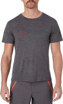 McKINLEY Roy t-shirt Hommes Gris