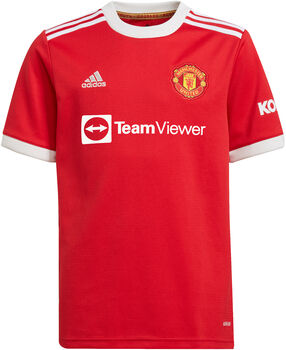 adidas Manchester United Home maillot de football Rouge