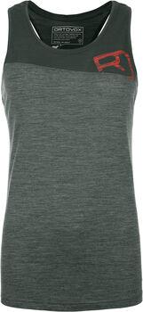 ORTOVOX 150 COOL LOGO T-Shirt Damen Grün