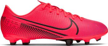 Nike JR VAPOR 13 ACADEMY FG/MG Fussballschuh Rot
