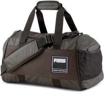 Puma Gym Duffle Sporttasche Schwarz
