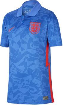 Nike England Away Fussballtrikot Blau