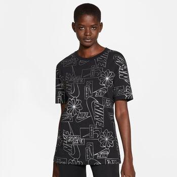 Nike Sportswear Essential t-shirt Femmes Noir