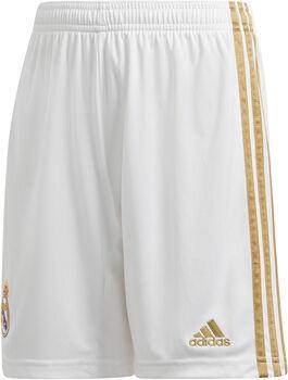 adidas Real Madrid 19/20 Home Replica Shorts de football Blanc