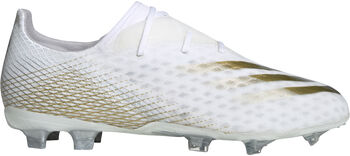 adidas X Ghosted.2 FG Fussballschuh Herren Weiss