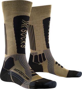 X-Socks HELIXX GOLD 4.0 Skisocken Damen Beige