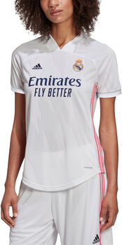 adidas Real Madrid  Home Fussballtrikot Damen Weiss