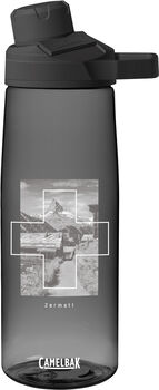 CamelBak Chute Zermatt Edition Trinkflasche Grau