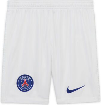 Nike PSG 20/21 Stadium Home/Away short de football Blanc