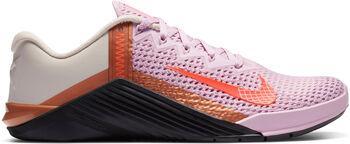 Nike METCON 6 Fitnessschuhe Damen Rot