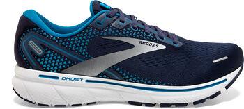 Brooks Ghost 14 Chaussure de running Hommes Bleu