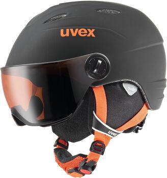 Uvex Visierhelm Visor Pro Schwarz