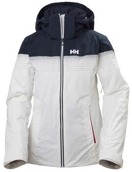 Helly Hansen MOTIONISTA LIFALOFT Skijacke Damen Weiss