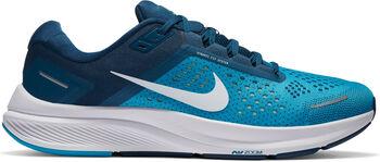 Nike Air Zoom Structure 23 chaussures de running Hommes Bleu