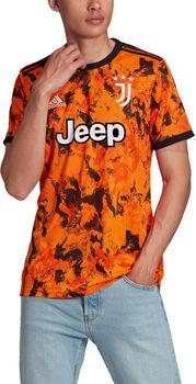 adidas Juventus Turin 20/21 Ausweichtrikot Herren Orange