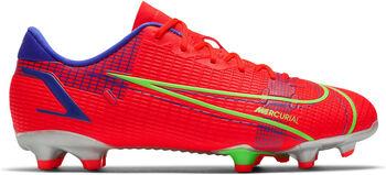 Nike JR VAPOR 13 ACADEMY FG/MG chaussure de football Rouge