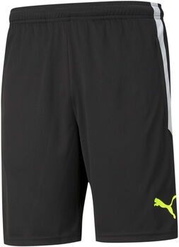 Puma teamLIGA Training Short de football Hommes Noir