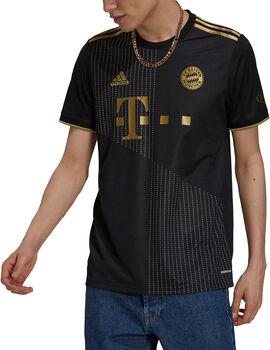 adidas FC Bayern München  Away Shirt maillot de football Hommes Noir