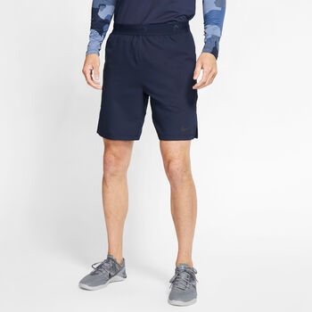 Nike Pro Flex short de fitness  Hommes Bleu