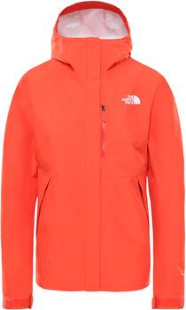 The North Face DRYZZLE veste de pluie Femmes Orange