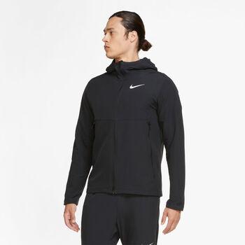 Nike Therma Wohen Veste d'entraînement Hommes Noir