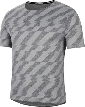 Nike Dri-FIT Miler Future t-shirt de running Hommes Noir